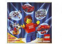 Catalogue Lego - Juillet / Décembre 2011 - 98 Pages