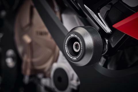 BMW S1000RR 2019 Crash Bobbins Fairing//Frame Protectors Evotech Performance