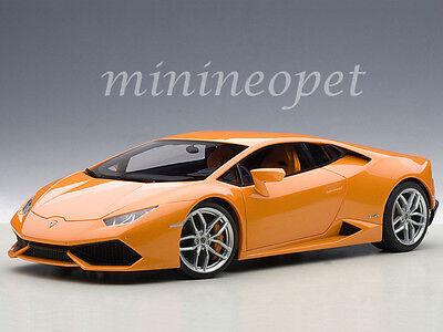 AUTOart 74603 Lamborghini Huracan LP610-4 Orange 1:18 Scale Composite Model Car