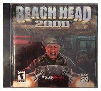 Beach Head 2000 (pc, 2003) Brand Sealed - Free U.s. Shipping