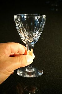 Beautiful-Stuart-Crystal-Monaco-White-Wine-Glass