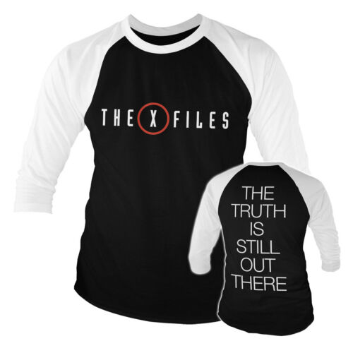 Truth Is Out There Men/'s T-Shirt S-XXL Sizes Officially Licensed The X-Files