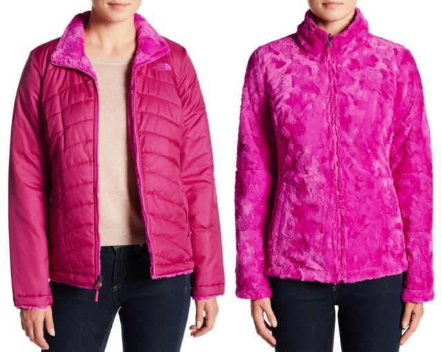 7261a1d21 The North Face Women's Mossbud Swirl Reversible Water-repellent Jacket Size  XS