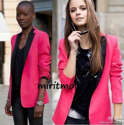 Zara Woman Blazer smoking multicolore