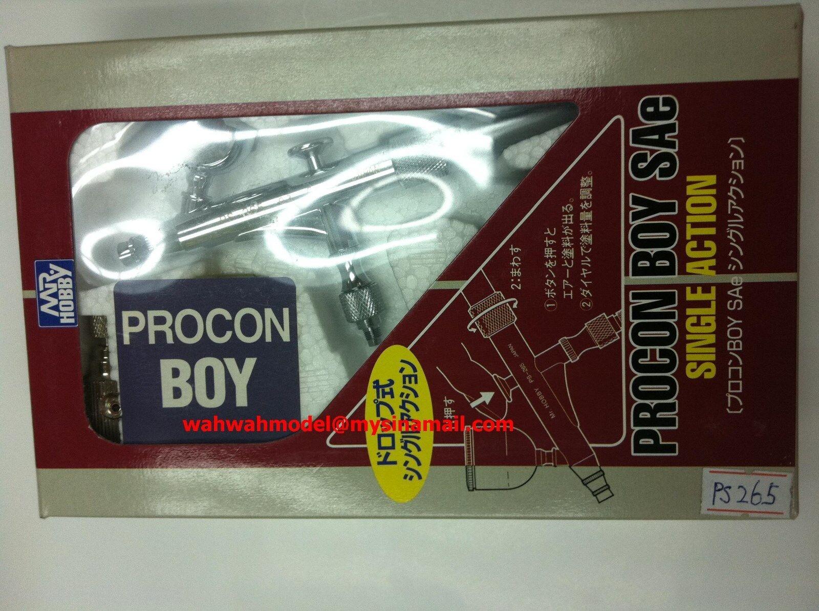 GSI Creos Hobby Procon Boy SAe Azione unica 0.3mm 7cc PS265 modello Kit