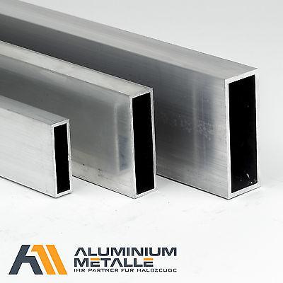 50cm auf Zuschnitt Aluminium Rundrohr AlMgSi05 /Ø 34x2mm L/änge 500mm