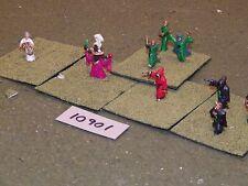 25mm fantasy wizards 9 figures (10901)