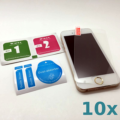 Bulk iPhone 5/6/6 Plus/7/7Plus Premium Tempered Glass Screen Protector Wholesale