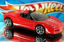 2014 Hot Wheels Ferrari Exclusive Ferrari 458 Spider