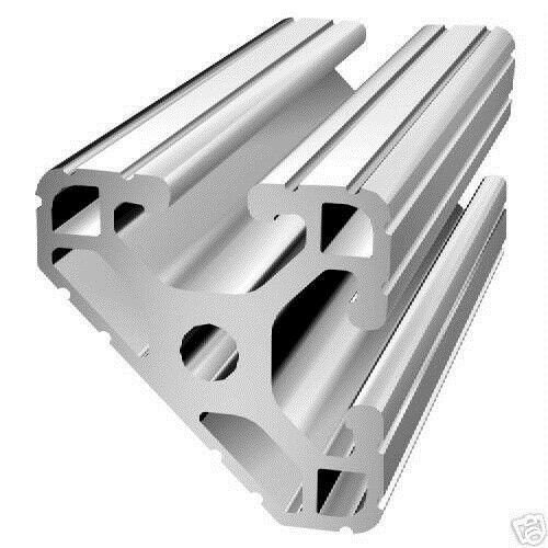 """80//20 Inc 1.5/"""" x 1.5/"""" 45° T-Slotted Aluminum Extrusion 15 Series 1547 x 36 N"""