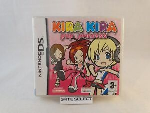 KIRA-KIRA-POP-PRINCESS-NINTENDO-DS-DSi-2DS-3DS-PAL-ITA-ITALIANO-NUOVO-SIGILLATO