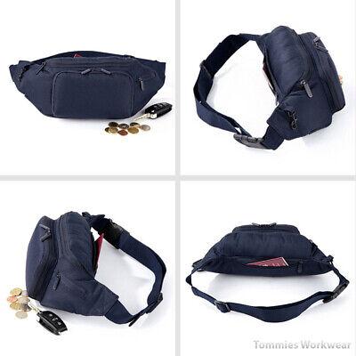 Red Deer Sport Waist Pack Fanny Pack Adjustable For Hike
