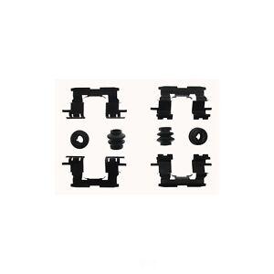 Disc-Brake-Hardware-Kit-fits-2000-2009-Toyota-Prius-MR2-Spyder-Echo-CARLSON-QUA