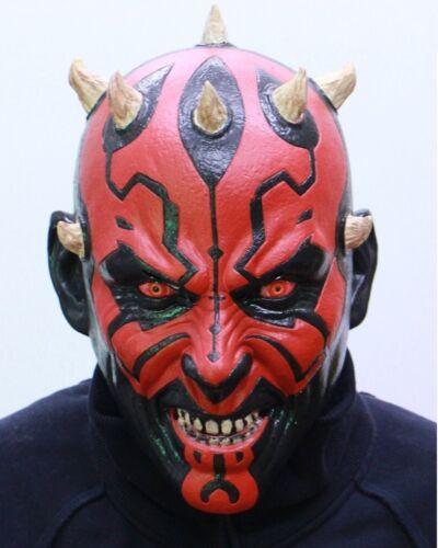 F//S Ogawa Studio Darth Maul Full Face Rubber Mask Cosplay Star Wars from Japan
