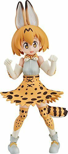 Max Factory figma 362 Kemono Friends Serval Figure from Japan