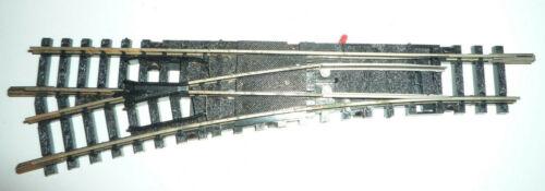 X486X 14954 4954 Weiche 15° links 112,6 mm MINITRIX N