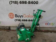 Edco Cpm 8 Electric Concrete Scarifier Grinder 230 Volts 1 Phase Works Fine 1