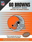 Go Browns Activity Book by Darla Hall (Paperback / softback, 2014)