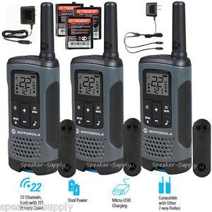 Motorola-Talkabout-T200TP-Walkie-Talkie-3-Pack-Set-20-Mile-Two-Way-Radio-Package