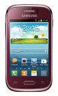 Samsung Galaxy Young GT-S6310N - 4GB - Wine Red (Unlocked) Smartphone