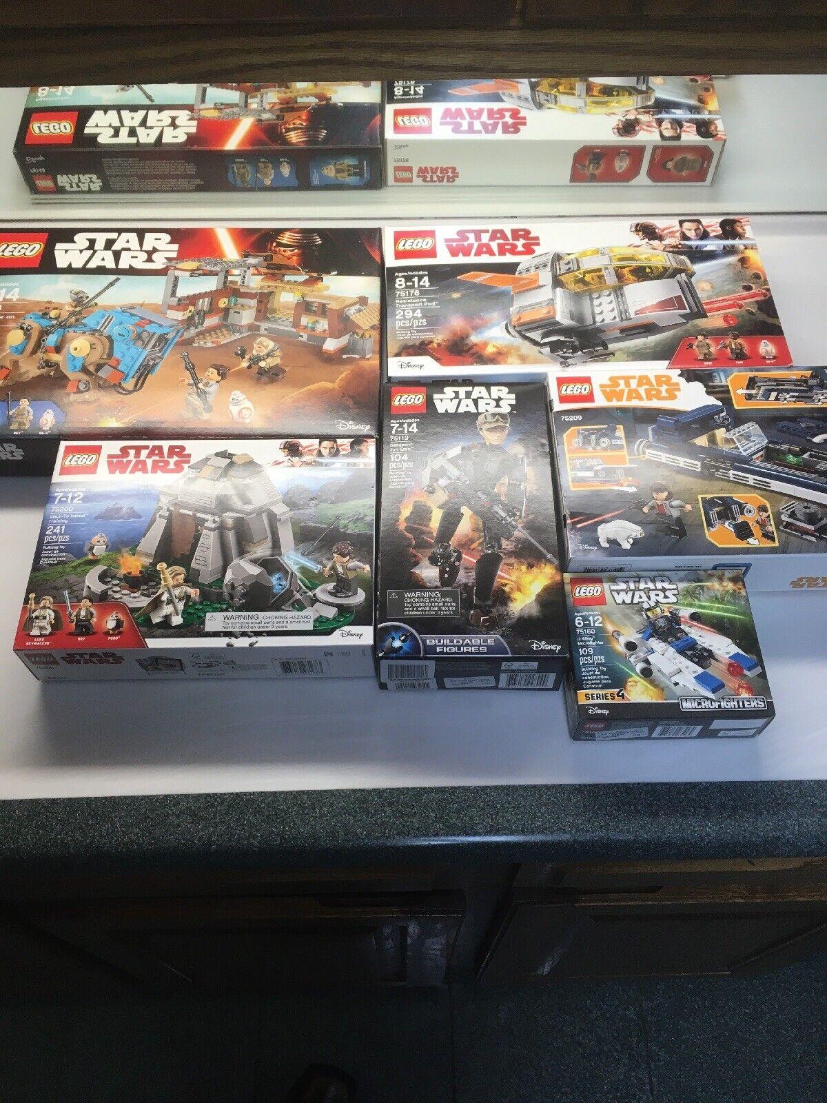 LEGO Star Wars Encounter on Jakku Bundle. 6 New Star Wars LEGOs Great Deal