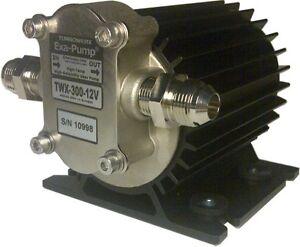 12v Turbowerx Exa Pump 174 Turbo Oil Electric Scavenge Pump
