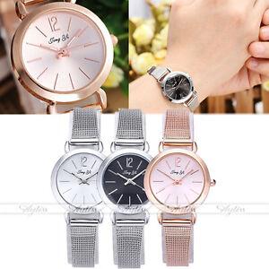 Elegant-Ladies-Simple-Design-Wristwatch-Punk-Alloy-Band-Small-Size-Quartz-Watch