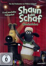"SHAUN DAS SCHAF 4 - ABRAKADABRA (""SHAUN THE SHEEP"") / DVD - TOP-ZUSTAND"