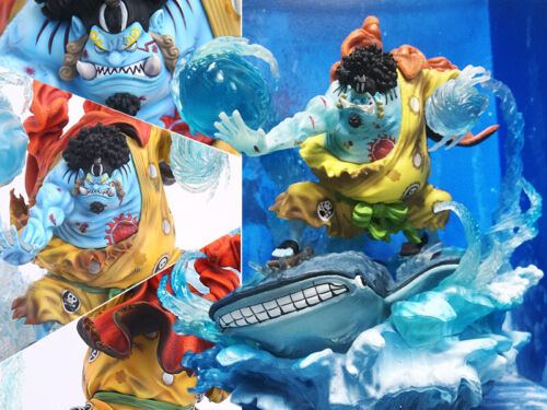 Collections Anime Jouets One Piece Jinbe Figure Figurine Statues 21cm