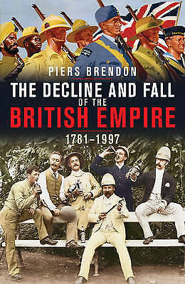 The Decline and Fall of the British Empire-ExLibrary
