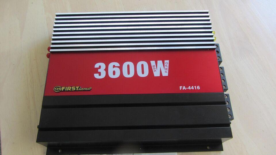 Forstærker, Andet, FA-4416
