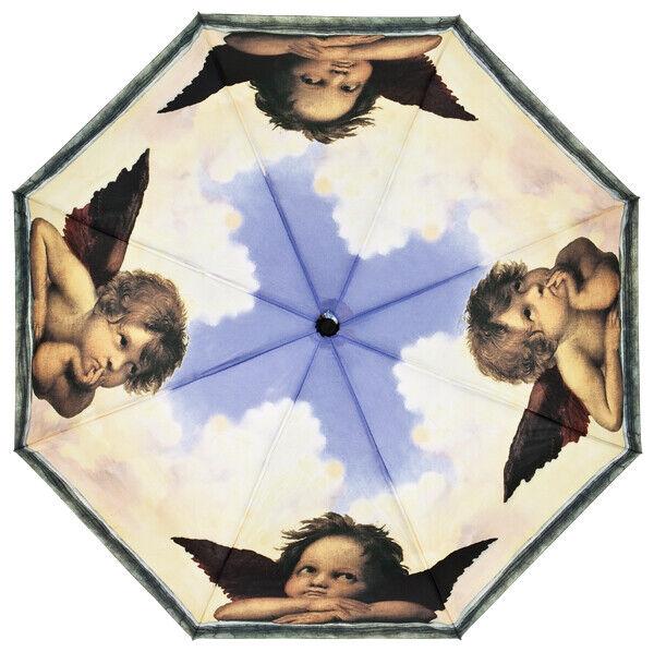 Enthousiaste Rafaël Ange Sixtina Madonna Sacs Parapluie Parapluie Dresde Type Edition Fabrication Habile