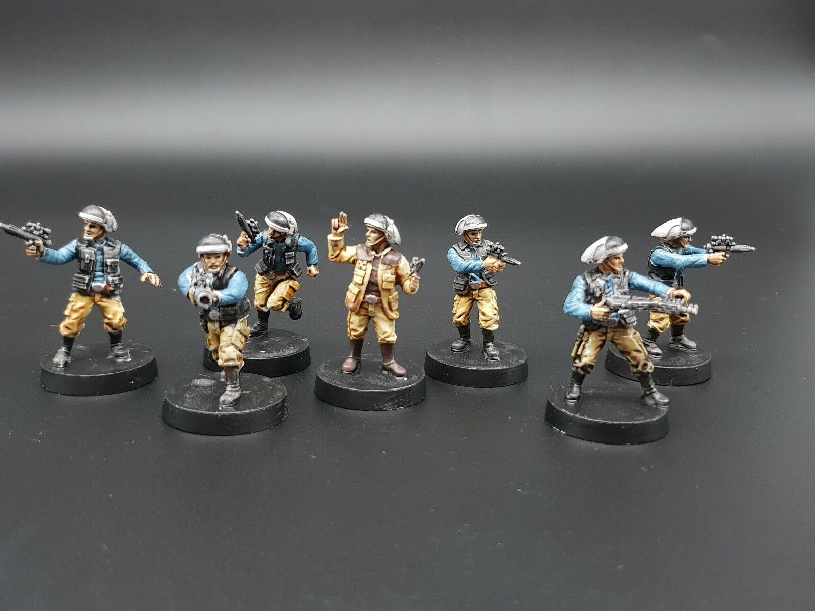 Fleet Troopers Unit Expansion  Star Wars Legion pro painted made to order