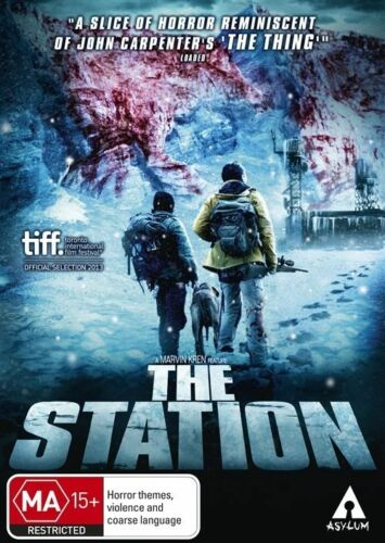 1 of 1 - The Station (DVD, 2014) New & Sealed