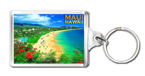 MAUI HAWAII KEYRING SOUVENIR NEW LLAVERO