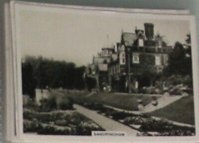 #1 - Sandringham House Photocard In Corto Rifornimento