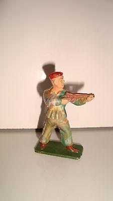 Figurine Figur Starlux Militaire Soldat N°153 (5,5x3cm) Goederen Van Elke Beschrijving Zijn Beschikbaar