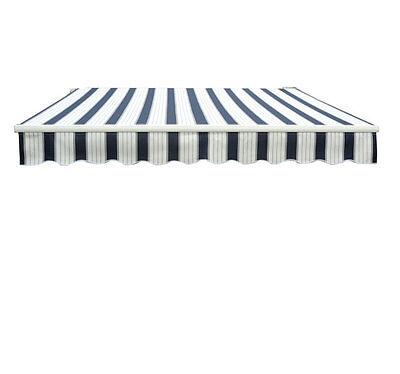 Garden Patio Manual Awning Canopy Sun Shade Shelter Retractable 5 Size 10 Colour