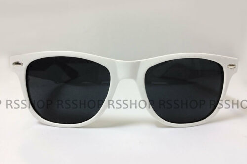 Unisexe Rétro Années 1980 style Lunettes de soleil Hipster Classique Fashion Shades UV400