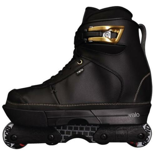 Black/Gold Valo SK.2 Pro Complete Skate Inlineskating-Artikel