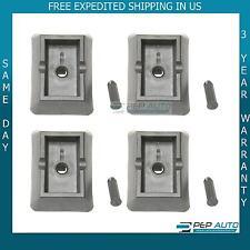 Set Of 4 Jack Plug Cover Pads for BMW E38 E39 E53 X5 URO 51 71 7 001 650
