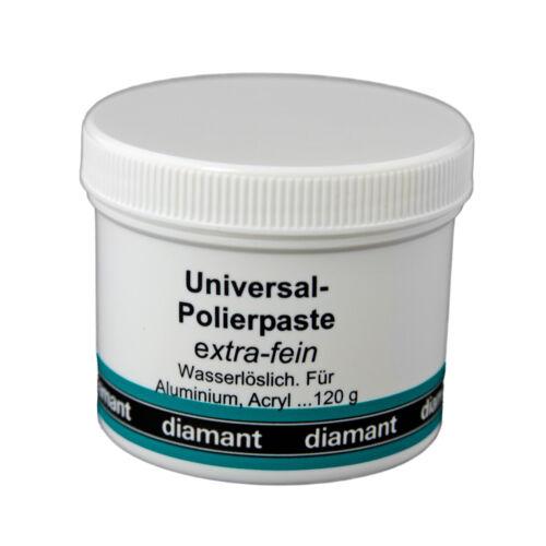 Lackflächen,Kompassgläsern GFK Polierpaste zum Hochglanzpolieren vonAcryl,CFK
