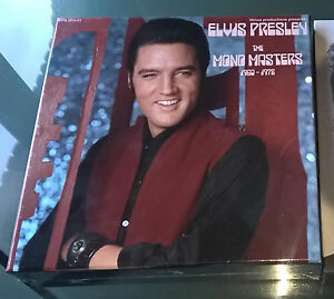 Elvis-Presley-The-Mono-Masters-1960-1975-5-CD-Boxset-VENUS-PROD-SUPER-RARE