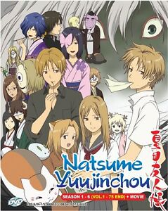 Natsumes book of friends