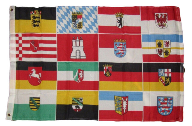 2x3 East Prussia Prussian 1882-1938 Rough Tex Knitted Flag 2/'x3/' Banner