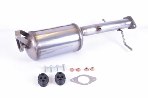 FORD TRANSIT CONNECT 1.8 DPF /& CATALYTIC CONVERTER WITH FITTING KIT