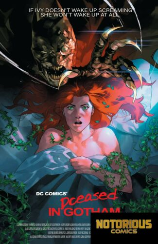 DCeased #2 Horror Variant DC Comics 1st Print EXCELSIOR BIN