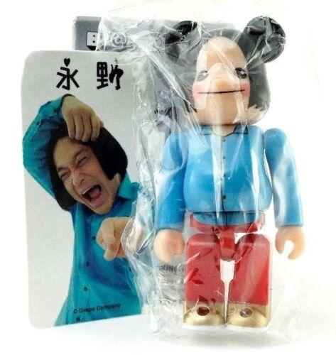 Medicom Bearbrick Be@rbrick 100/% Series 34 Artist Grape Company Nagano S34 Toy