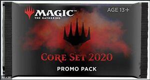 10-booster-lot-Magic-the-Gathering-Core-Set-2020-Promo-Pack-x10-sealed-MTG
