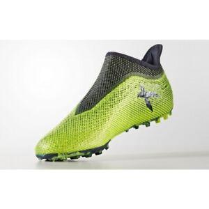 ea6450f73 Adidas Purespeed 17+ TF Turf Soccer Cleats Green Black CG3237 SZ 9.5 ...